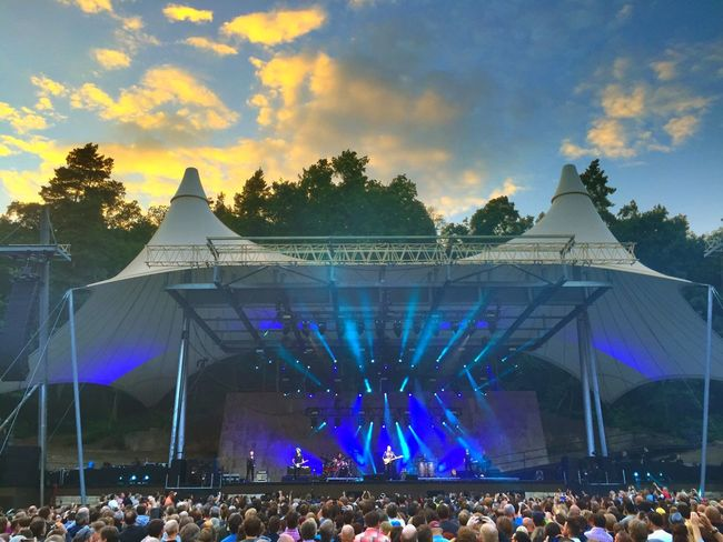 What a great night @ Sting Concert Berlin Waldbühne Message In A Bottle Roxanne Fragile