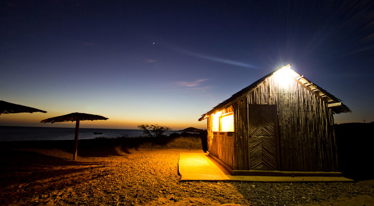 Night Color - My Favorite Place Night Outdoors Color Photography Ocean Exposure Colombia Colombia ♥
