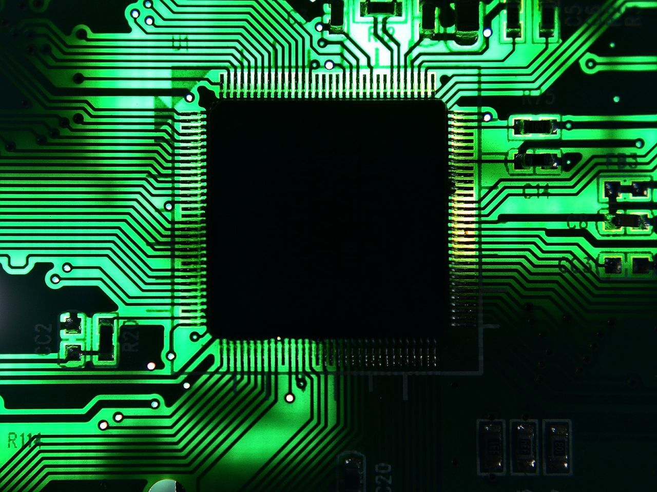 Beautiful stock photos of digital, Abstract, Circuit Board, Close-Up, Complexity