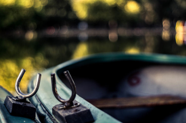 Boats Close-up Details No People Outdoor Photography Outdoors Pond Selective Focus