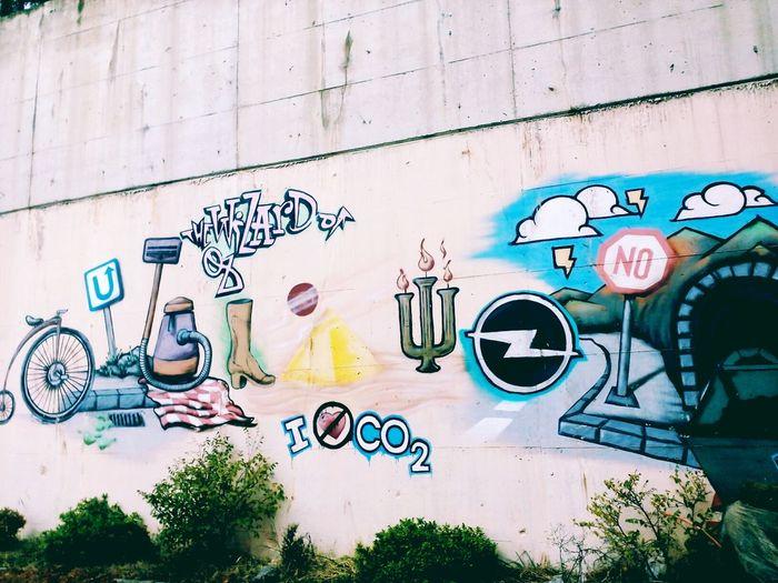 VSCO Paintings Beautiful Likeforlike EyeEm Best Shots EyeEm Wall Art Wall Enjoying Life No!