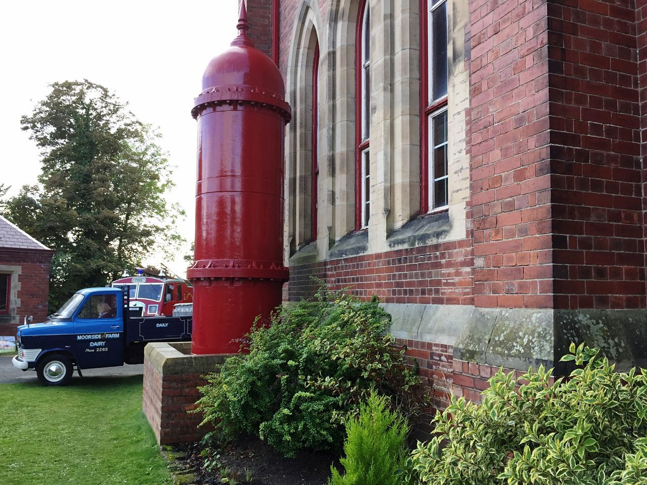 Architecture Building Exterior Victorian Tees Cottage Pumping Station