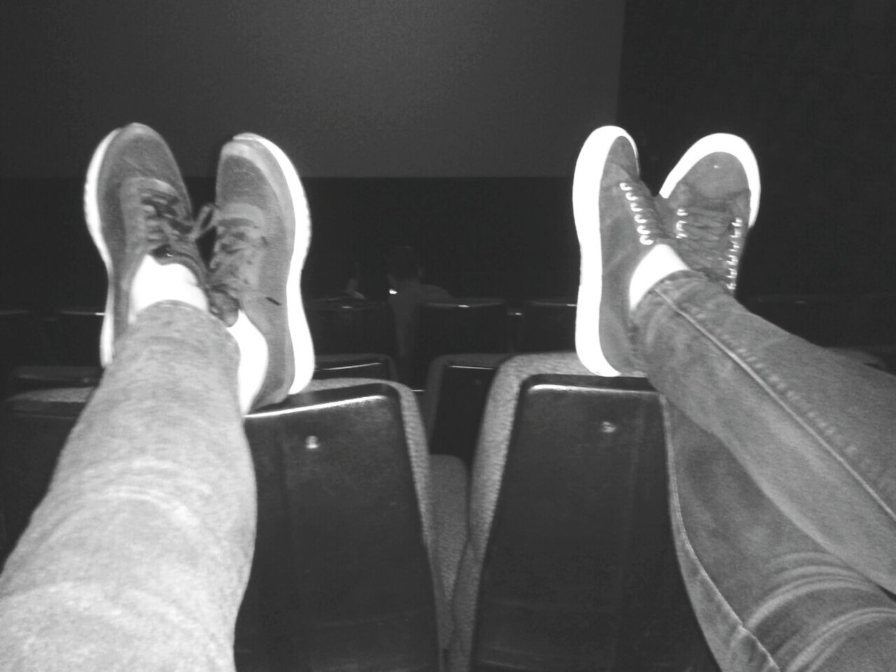 Relaxing Enjoying Life Hanging Out Movie Time CinemaTime Jurassic World