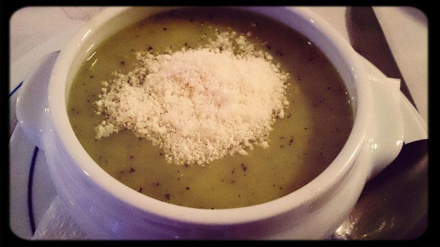 Hving A Soup sopa de Courgette
