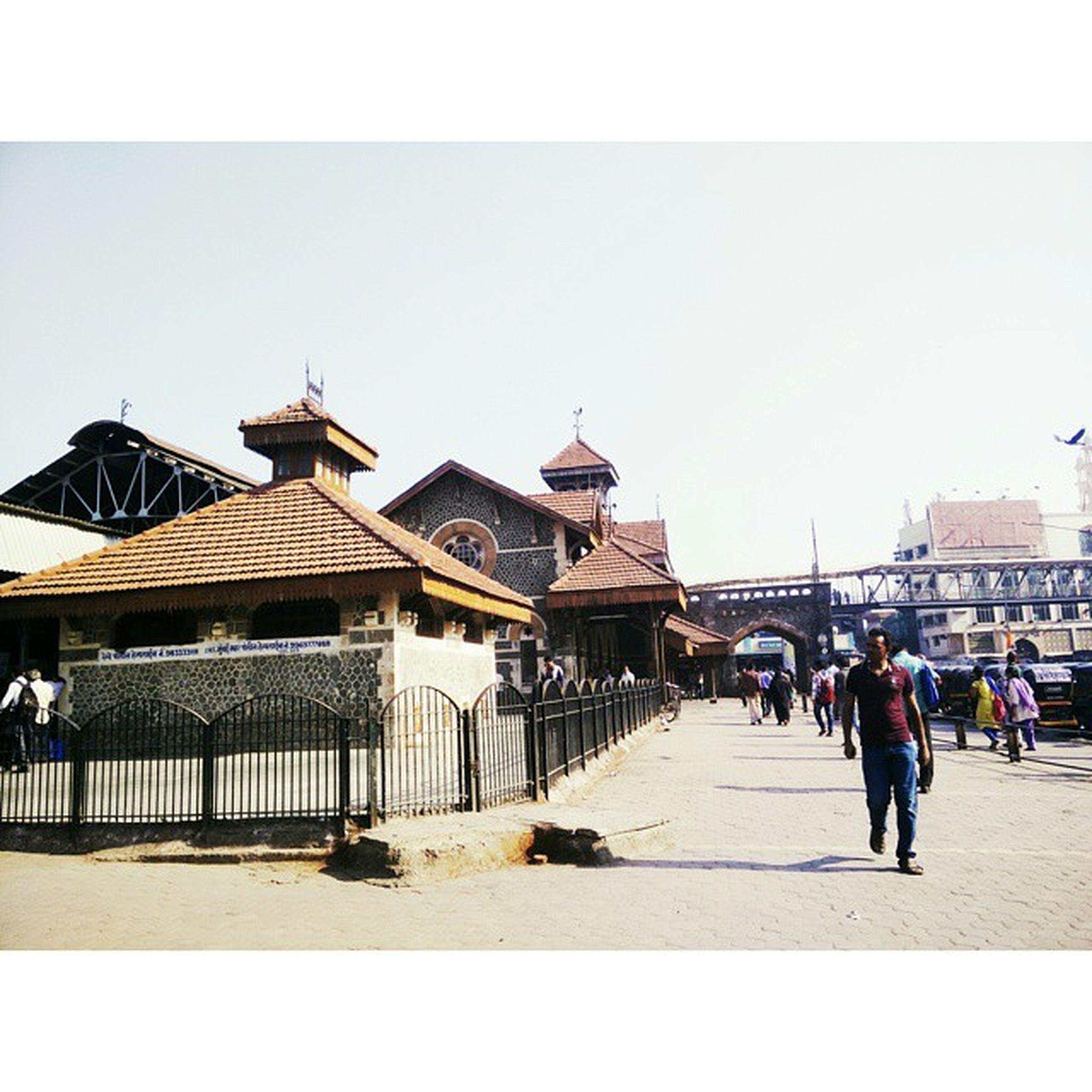Bandra station... Instamumbai Indian Earlymumbai Webstagram likeforlike photography