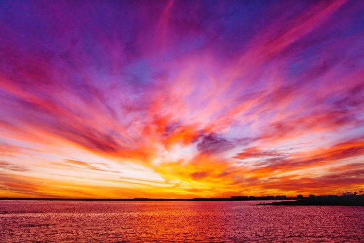 Sunset La Perouse Sydney Nsw First Eyeem Photo