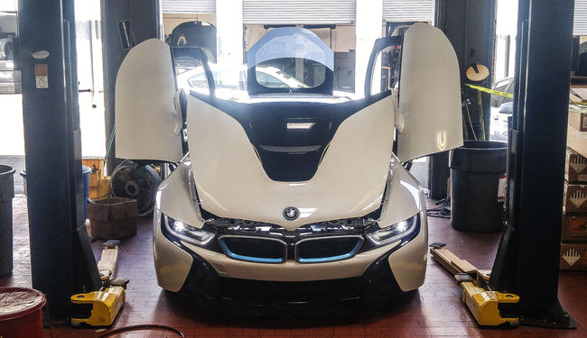 Ev Sports Car Electric Vehicle BMW I8 Bmw I ♥ It Bmw
