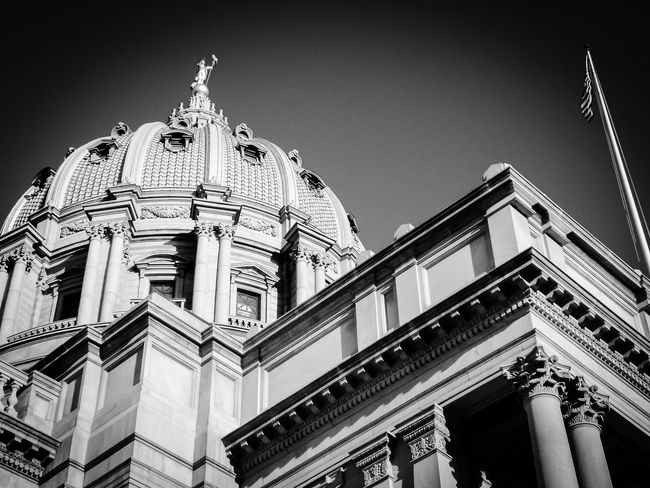 Corruption Perception. Government Government Building Pennsylvania State Capitol Pennsylvania Harrisburg Building Architecture Architecture_collection Blackandwhite Black And White Bnw Bandw B&w Lookingup Nikon Nikonphotography EyeEm Best Shots Building Exterior Buildings Architecture Cityscapes Check This Out EyeEm Best Edits Protecting Where We Play Agameoftones Killtheunderground