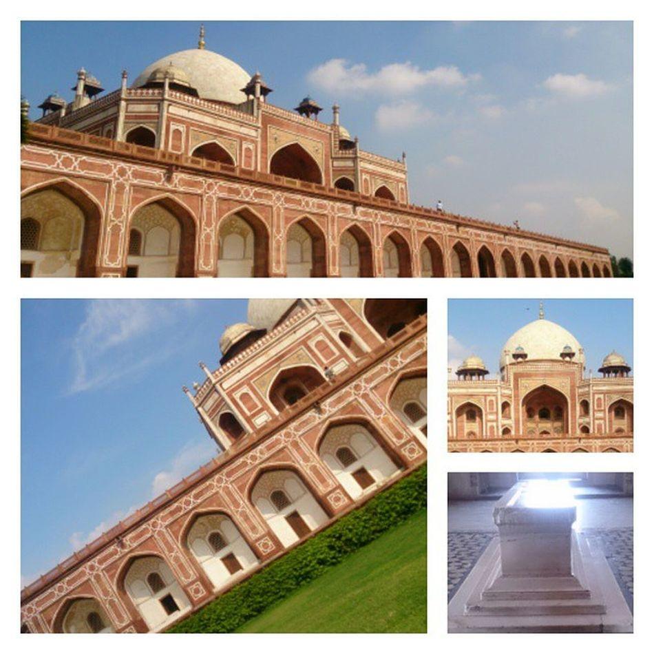 Photofy @photofyapp Humayuns Tomb Delhi Cool Sunny Makbara Mughal Dynasty Green