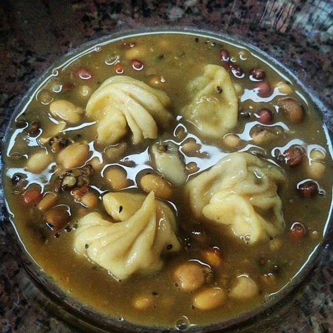 Momo khasaaleko Kwati Nepali  and Newari festivals