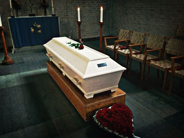 MaxArt R.I.P Heaven 2013-10-7 Ulla Funeral