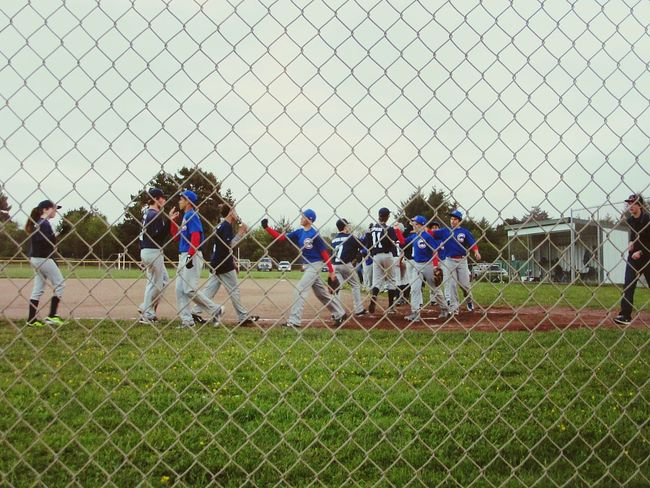 Baseball End Of The Game Spring Into Spring My Kids