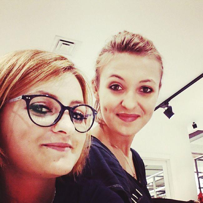 Me & My Cousin Happy Hour Happyday♥