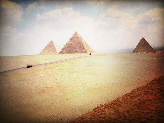 Egypt at شارع عوض محمد الخضير by youssef.magic.333