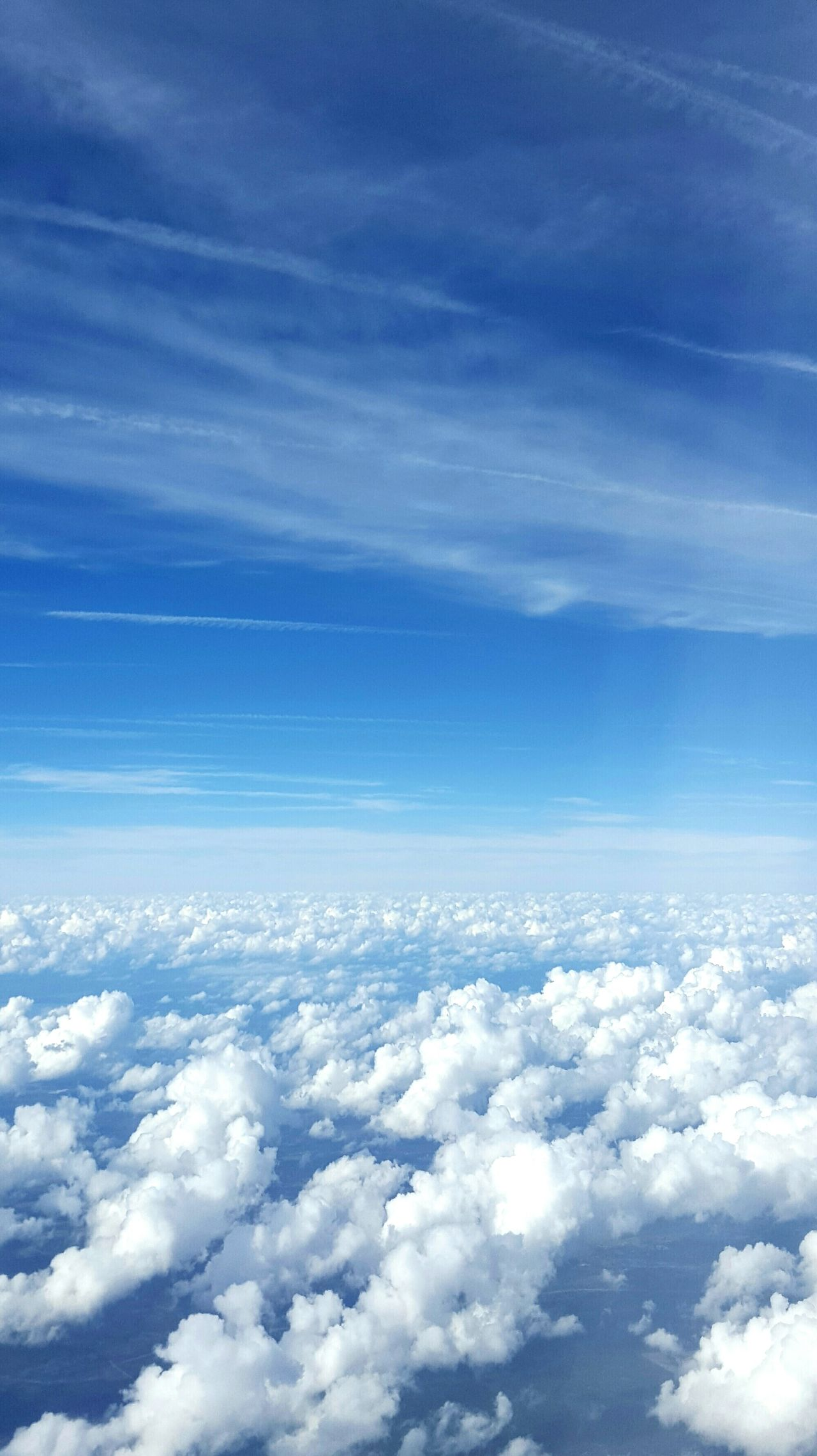 Hello World Sky And Clouds Skyblue Fly Flying Paradise Peace Justadream Always&Forever<3