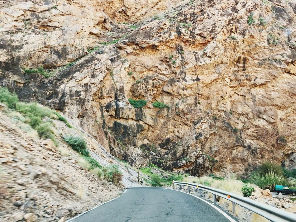 Road Gran Canaria Rocks Road Rock - Object Rock Formation The Way Forward Transportation Day Nature Mountain No People Scenics Curve Outdoors Cliff Physical Geography Winding Road Beauty In Nature