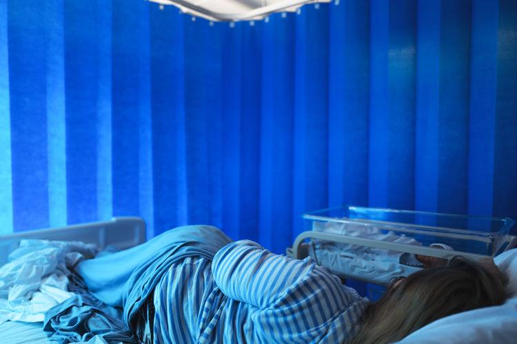 Baby Baby Blues Hospital Motherhood Blue Depression Depression - Sadness Help Medical New Mother Newborn Nhs Parenting Self Help Sleep Sleeping Tiredness
