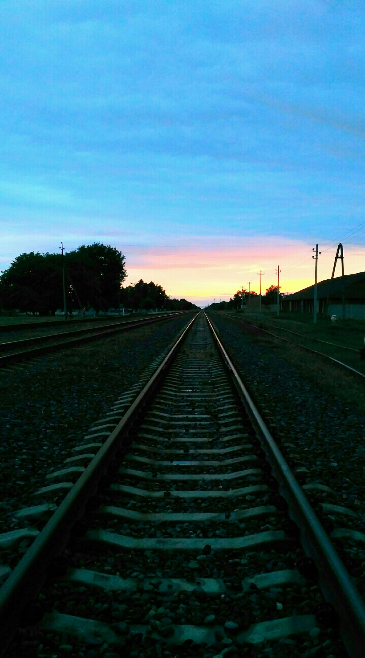 Railroad Track Rail Transportation