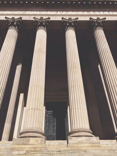 Neo-classical. Architecture