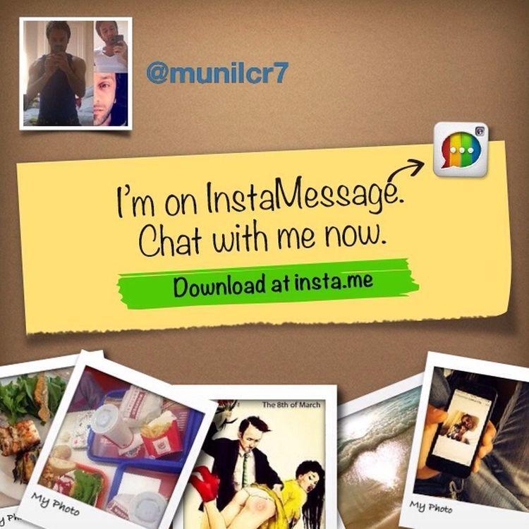My instagram ? munilcr7 ?follow looooooooove you alllllllll ??❤️?