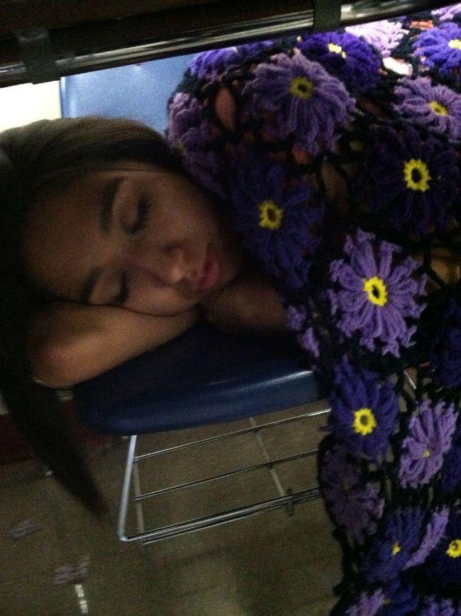 Deandra Sleeping