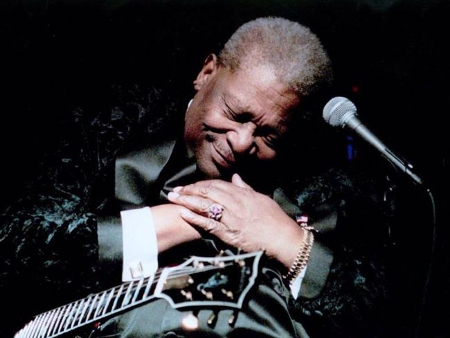 """""""I remember the first time I fell in love with the blues... I was 13 years old when I was introduced to the finest live blues record of all time, B.B. King's 'Live at the Regal'. It was pure magic. He said more with one note, than most musicians do in a lifetime. In that moment, I fell in love & I never fell out of love with the blues... Mr. King, I feel blessed to have known you & your music in this lifetime. Thank you for your kindness. Thank you for the music. You will be missed immensely. All of my respect, gratitude and Love... Magnolia~* (photo by unknown) B.B. King Riley B. King The Blues Tadaa Community Music In Memory The Thrill Is Gone. My Musical Inspiration"""