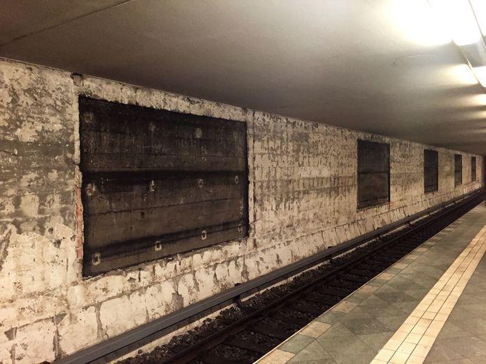 Subway Station Berlin