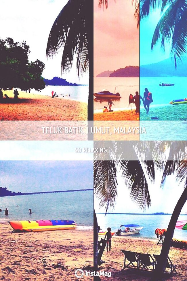 Relaxing Peace And Quiet Teluk Batik Holiday