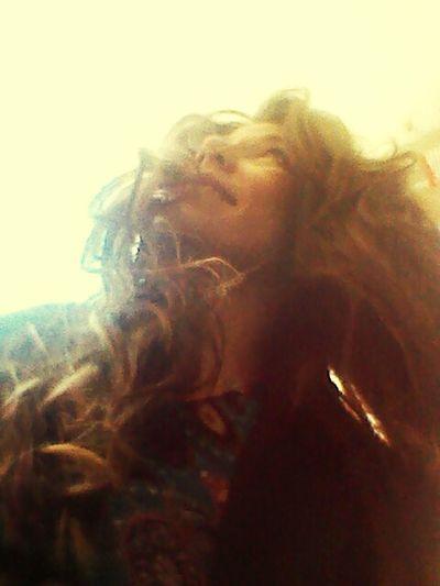 Let Your Hair Down Cabeza Rebelde Cabello Libre