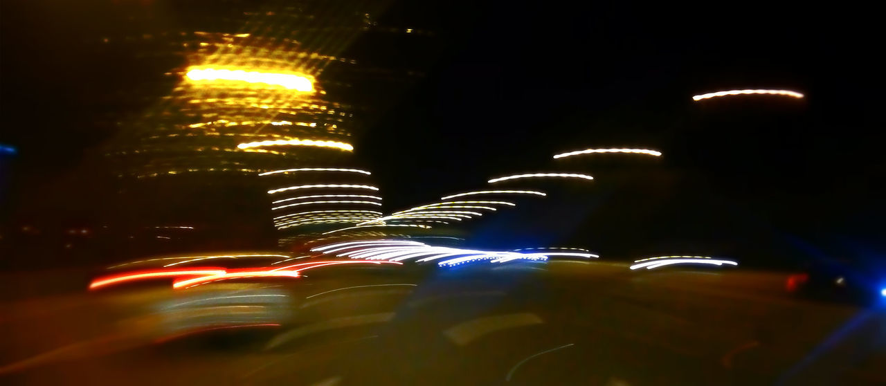 Blurred Blurred Image Cars Fast Cars & Shooting Stars ✨ Lights Motorway Night Night Driving  Speed Speeding Along Speeding By Speeding Cars Showcase: January