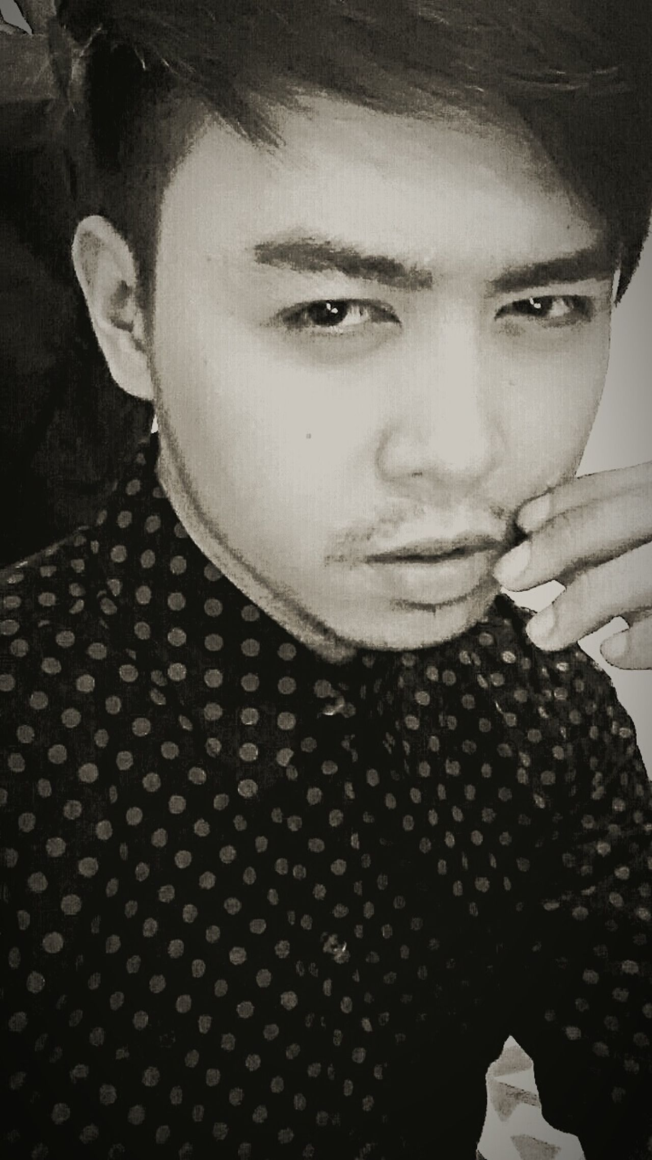 Button Up Hieveryone Cute♡ Selfie ✌ Eyeem Philippines Eye4photography
