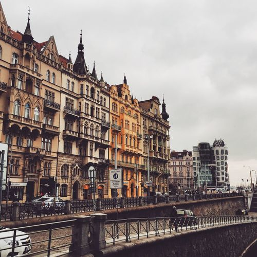 Sightseeing Discover Prague Arhitecture