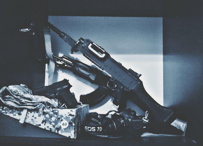 Home Libya Close-up Canon7d  Misrata Guns My Stuff Blackandwhite Photography