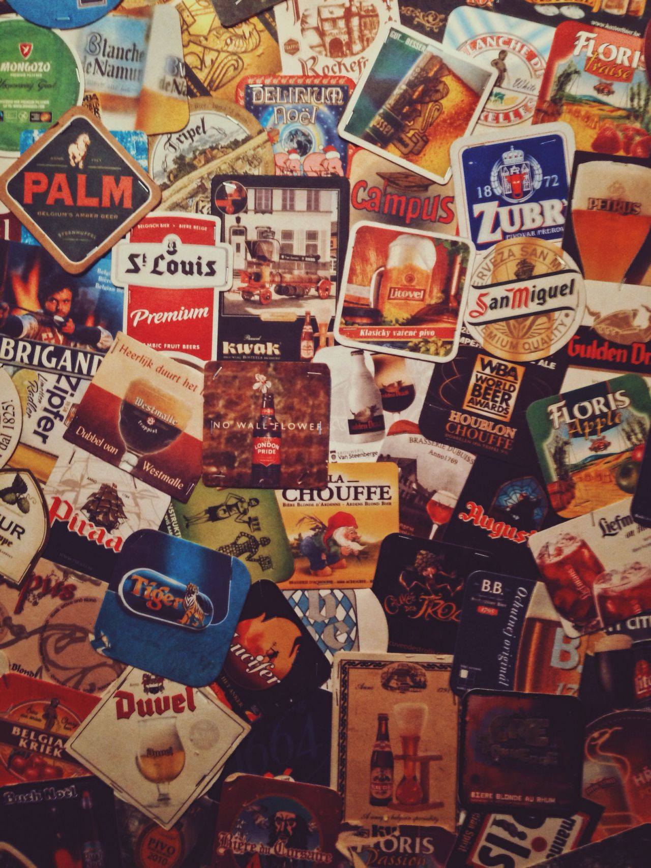 Collection Large Group Of Objects Variation No People Day Beer Coaster Coasters Special Selection Pub Favourite Getting Wasted Best