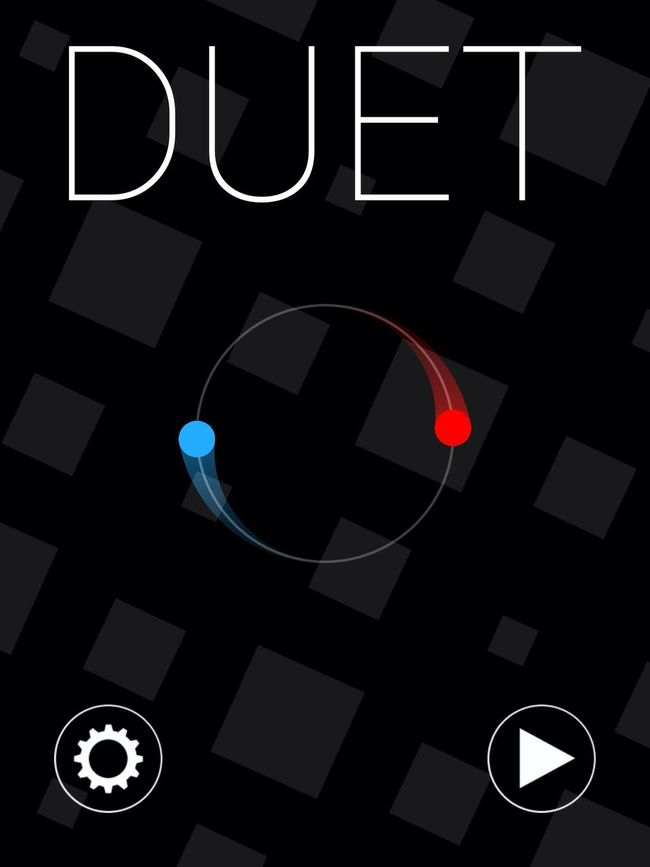 Jacky's App of the Week: Duet Game. It's Amazing! The soundtrack is great. I love it.