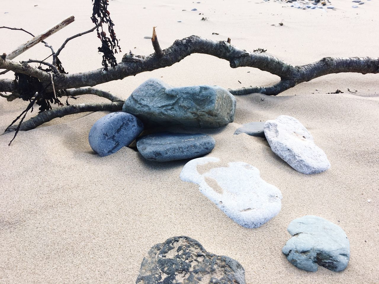 Sand Beach Nature Rock - Object Outdoors Day No People Tranquility Beauty In Nature Sea