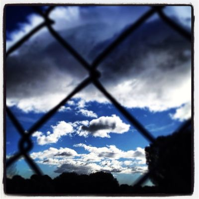 clouds and sky at Majadahonda by María