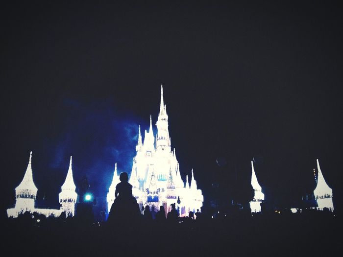 Disney Land Castle Magic Kingdom Orlando Florida Check This Out Doyoulikeit? Vacation Time Having Fun :) Photography
