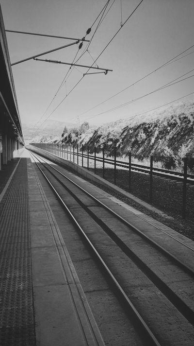 SPAIN Srtreetphotography Love Photography Imagine Summer Beautysky Natura Travel Train Train Station