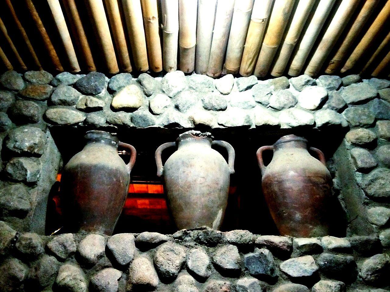 Stones Jars