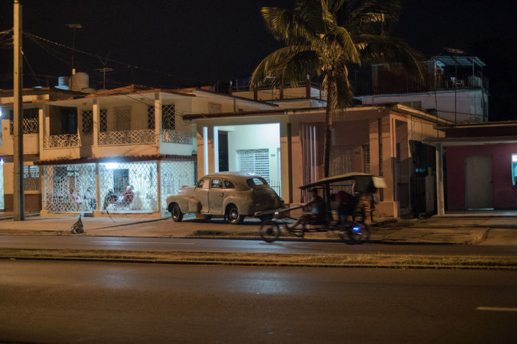 Cienfuegos: Cienfuegos: Nearly empty streets, though Fidel is still alive Architecture Built Structure Cienfuegos, Cuba City Cuba Cuba Collection Cuban Cars Day Illuminated Indoors  Night Outdoors Rishabh Travel Destinations Tricycle Unrecognizable Person
