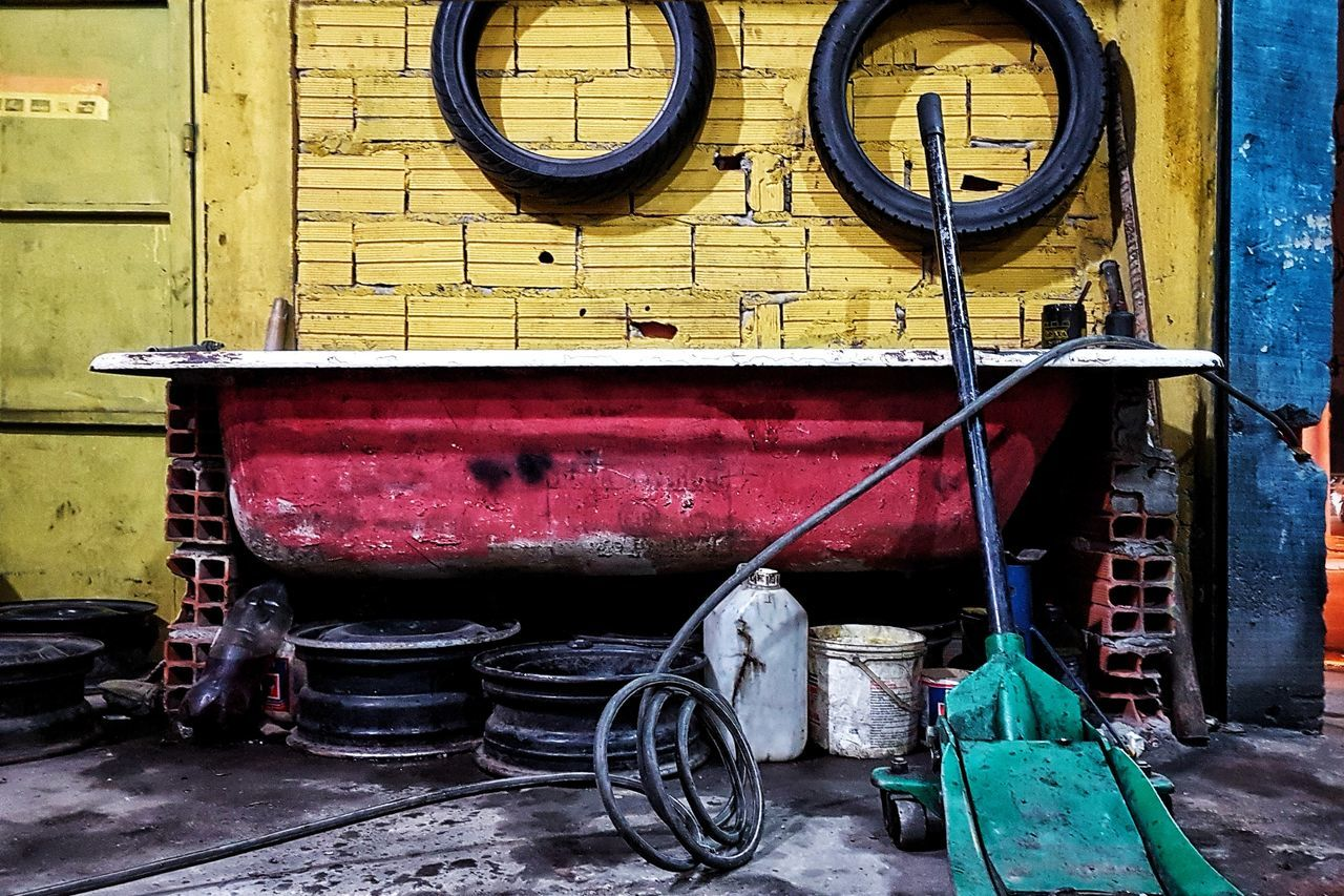 Rusty Old Buildings Damaged Building Structures Documentary Photography Patterns & Textures São Paulo No People Indoors  Multi Colored Lifestyles The Street Photographer - 2017 EyeEm Awards The Photojournalist - 2017 EyeEm Awards
