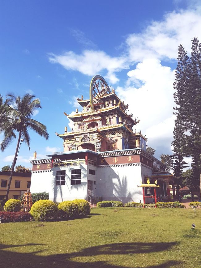Tibetan Buddhism Tibetan Buddhist Temple Tibetan Village Travel Photography Karnataka EyeEmNewHere EyeEm Holiday Fine Art Photography Travel Destinations Karnatakatourism India Monks