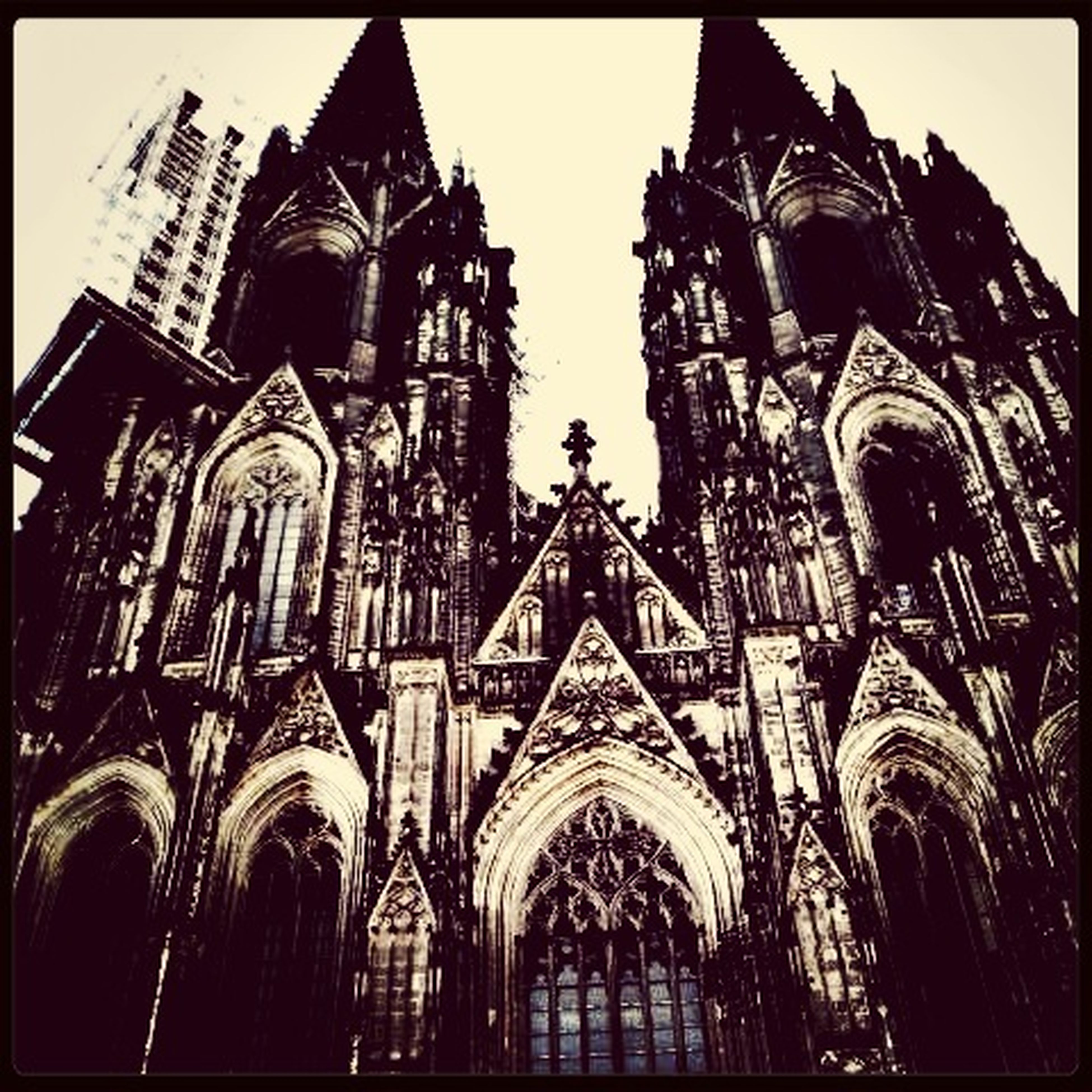 Cologne Hanging Out