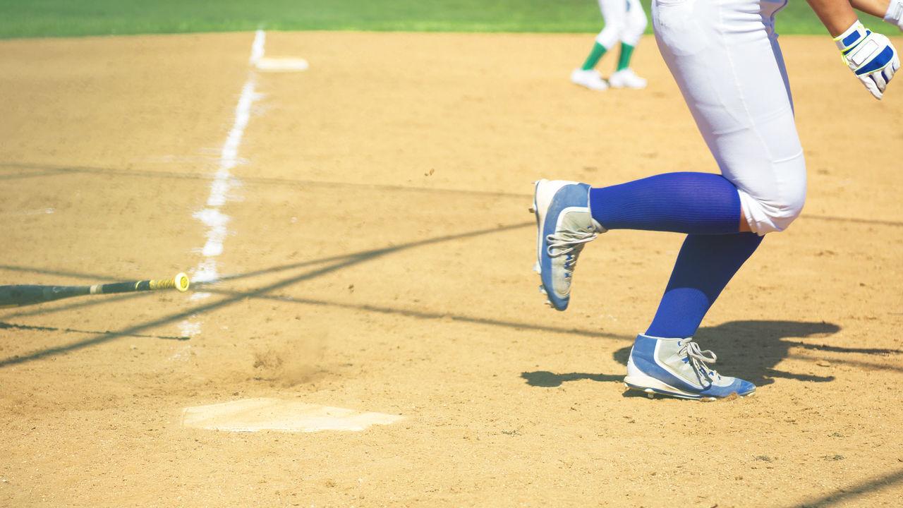 Beautiful stock photos of baseball,  Baseball - Sport,  Competition,  Competitive Sport,  Corner Marking