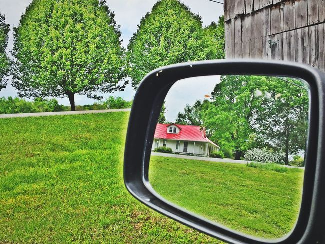 Rural Scenes Reflection Architecture South Nashville Tennessee EyeEm Best Shots Open Edit