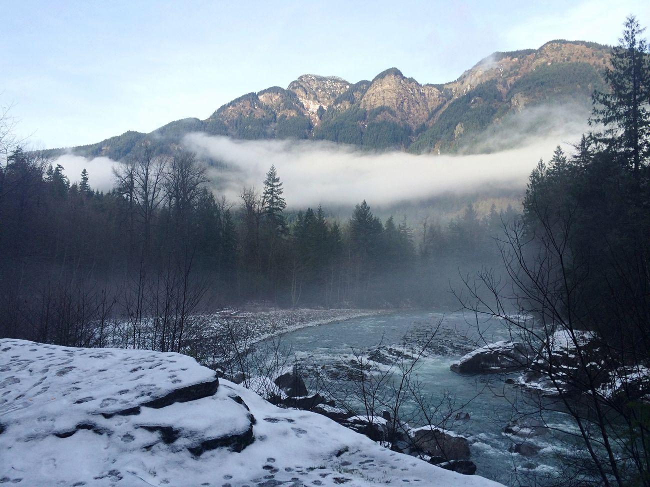 Deepfreeze Adventures Winter Nature