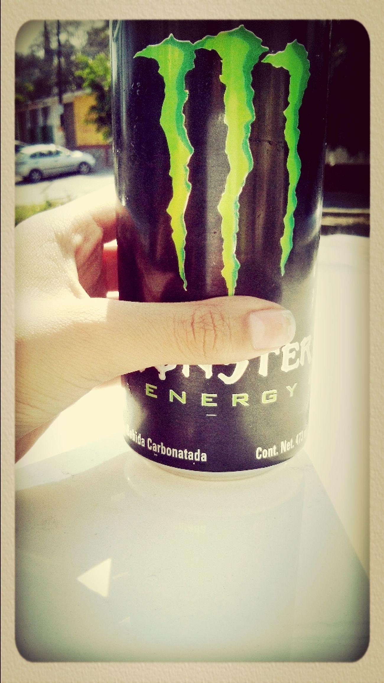 MONSTER ENERGY !