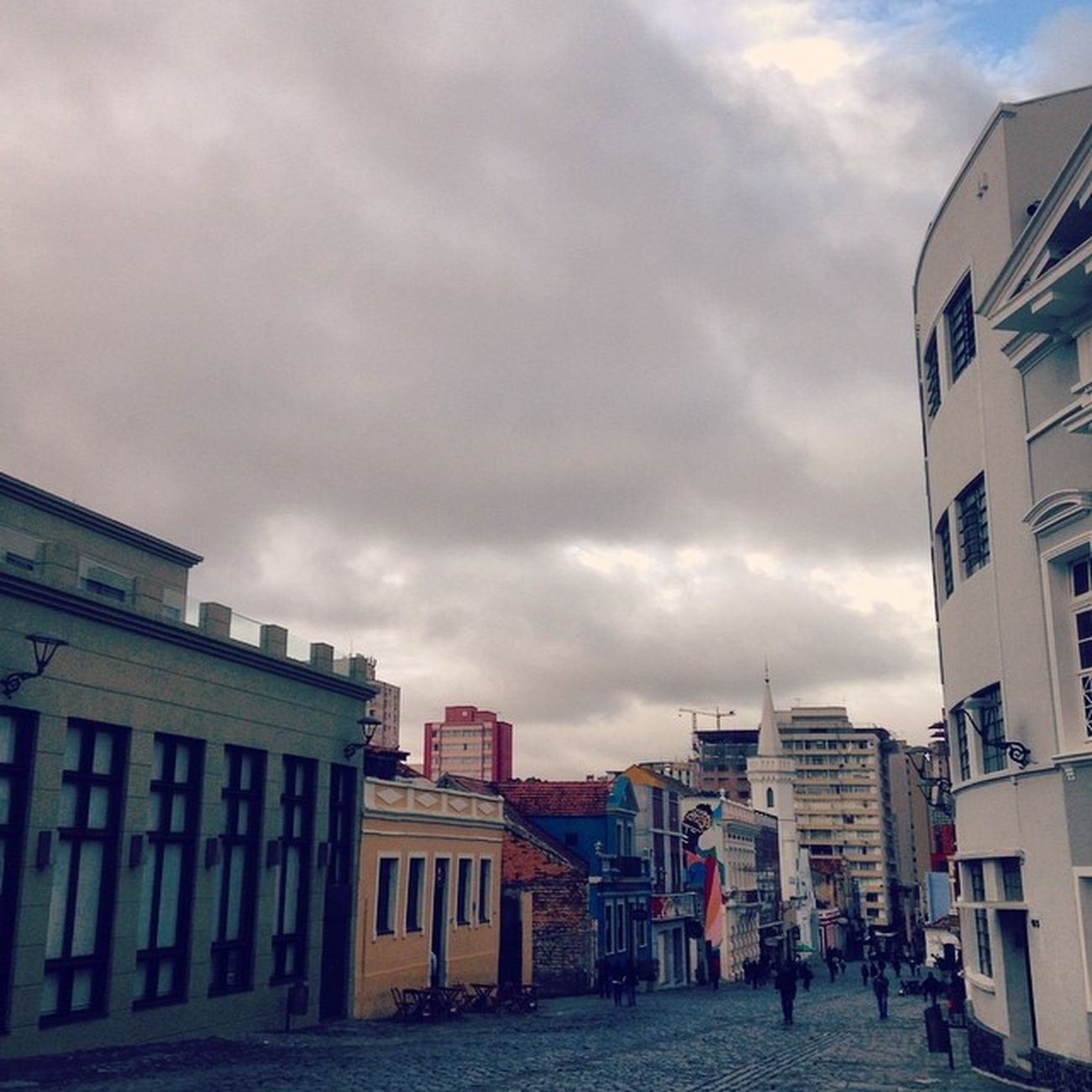Brasil Curitiba Cymera City Sky Street Vsacocam