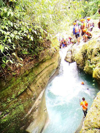 EyeEm Nature Lover Philippines Canyoneering Adventure Cebu City Outdoors Outdoor Photography Outdoors Photograpghy  Outdoor Activity